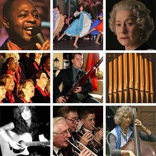 2012 Prescot Festival images