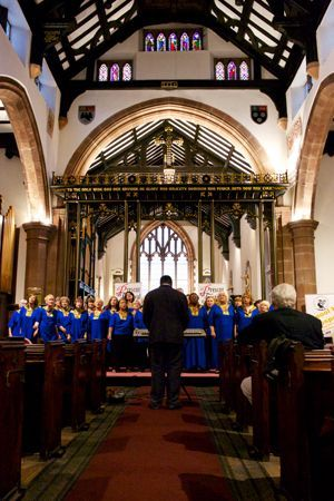 Liverpool_Harmonic Gospel Choir