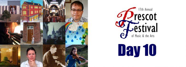 Day 10: Farewell from the 17th Prescot Festival